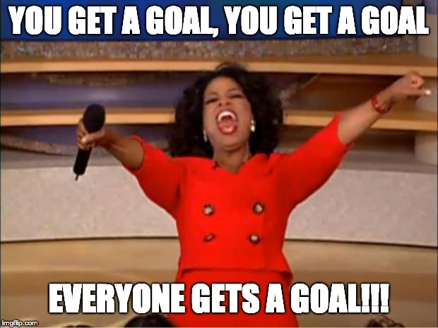 Everyone Gets a Goal! Flames Blow Out Devils