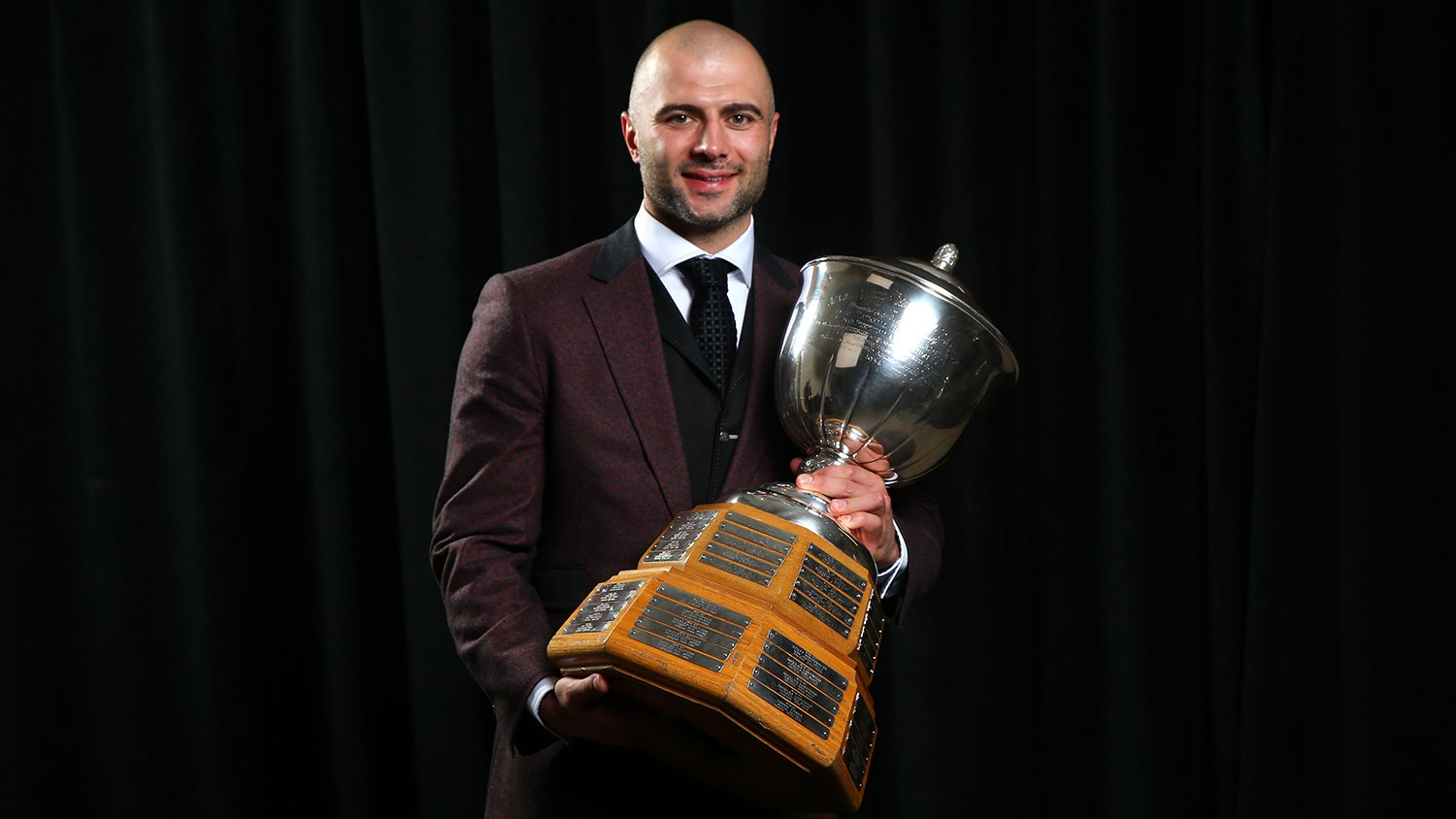 Mark Giordano Wins Norris Trophy